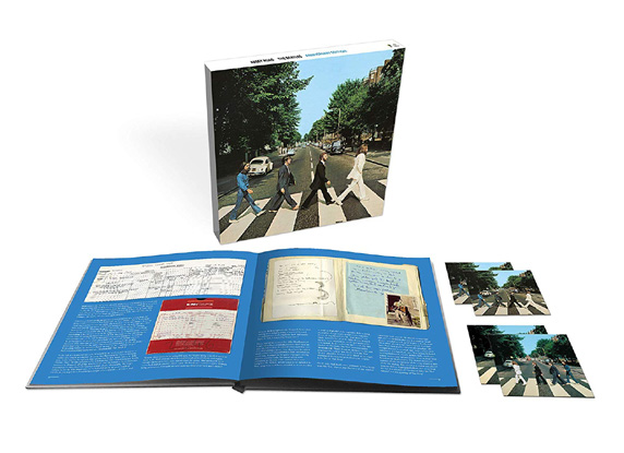 The Beatles - Abbey Road 50th Anniversary reissue