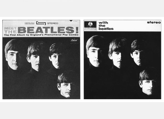 Meet The Beatles - With The Beatles