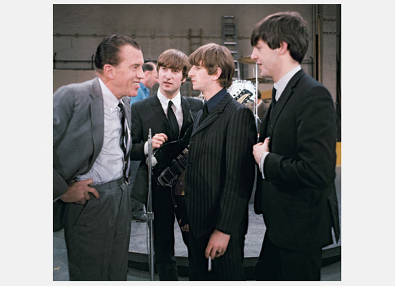 Ed Sullivan & The Beatles