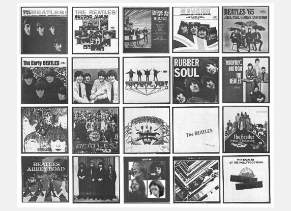 The Beatles' American Albums