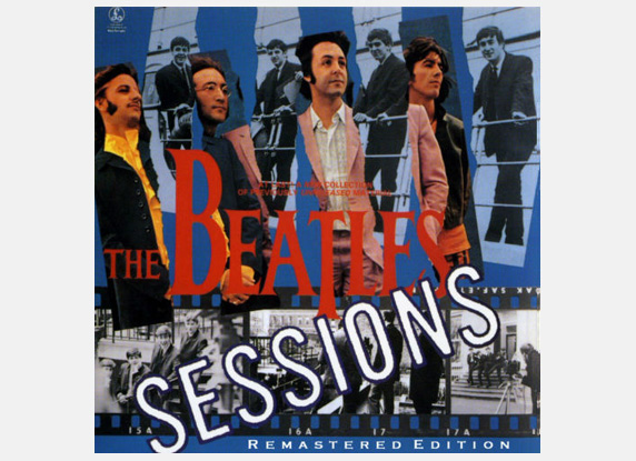 The Beatles Sessions CD