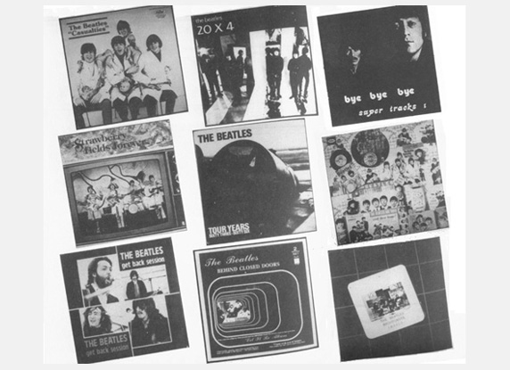 Beatles Bootlegs