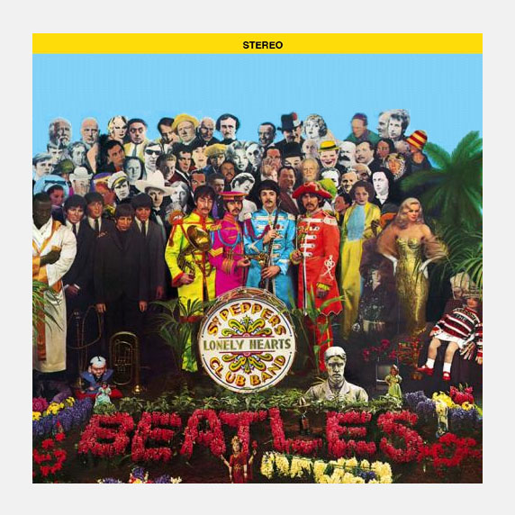 Sgt. Pepper's Who's Who